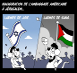 comicstip #3 Inauguration de l'ambassade américaine