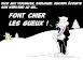comicstip #15 Macron au ski...