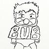 comicstip #1 Bub, un bébé ultra bizarre