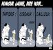 comicstip #26 Humour jaune, rire noir